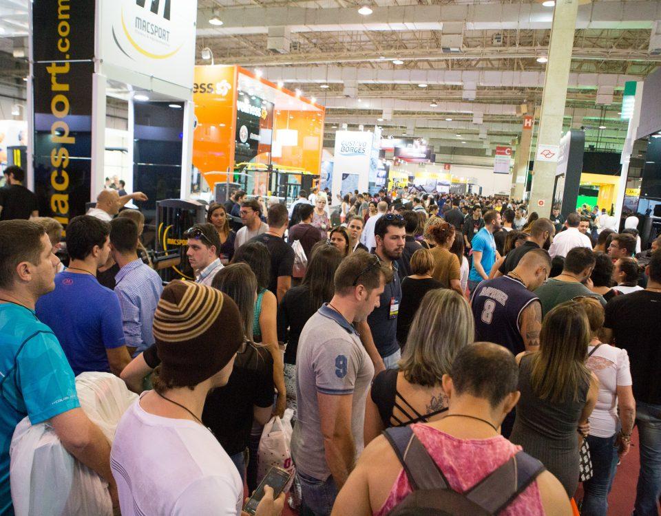 ihrsa o maior evento fitness da america latina