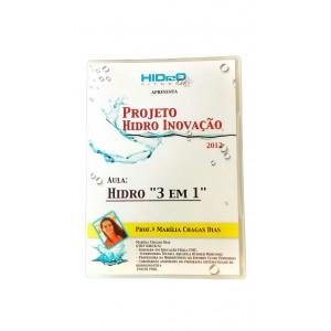 DVD HIDRO 3 EM 1