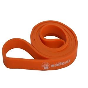 Power Band Circular - 15 mm - Fraca - Laranja