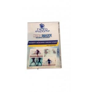 DVD TREIN C/ ESPAGUETE E CANELEIRA